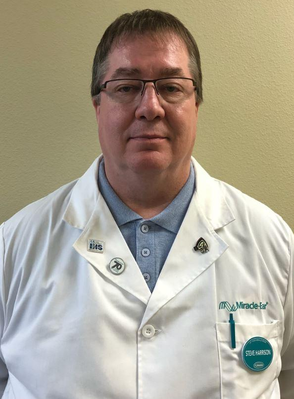 Profile Photo of Steve - Board Certified Hearing Instrument Specialist