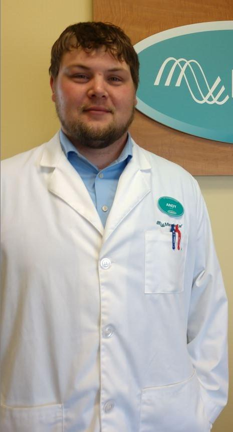 Profile Photo of Andrew S. - Hearing Instrument Specialist