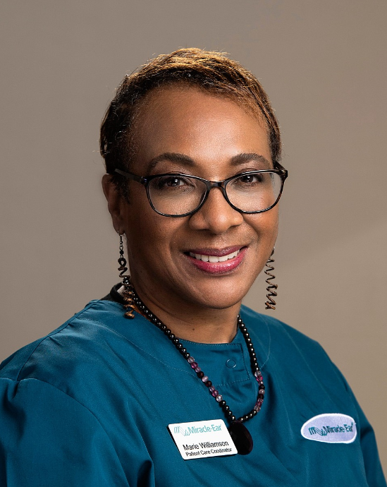 Profile Photo of Marie - Patient Care Coordinator