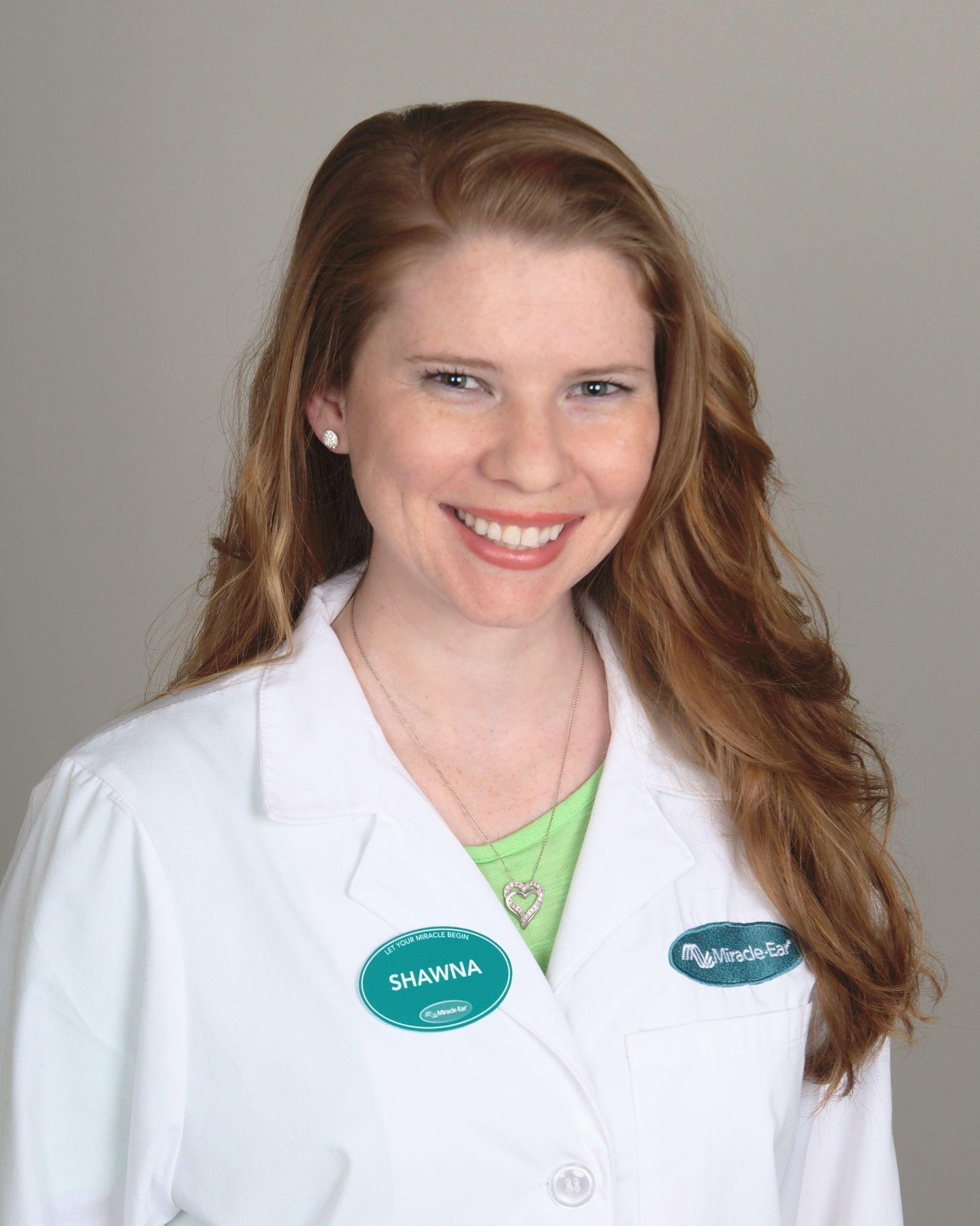 Profile Photo of Shawna - Board Certified in Hearing Instrument Sciences