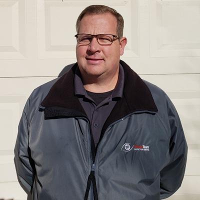 Profile Photo of Brad Bingman  Master Inspector
