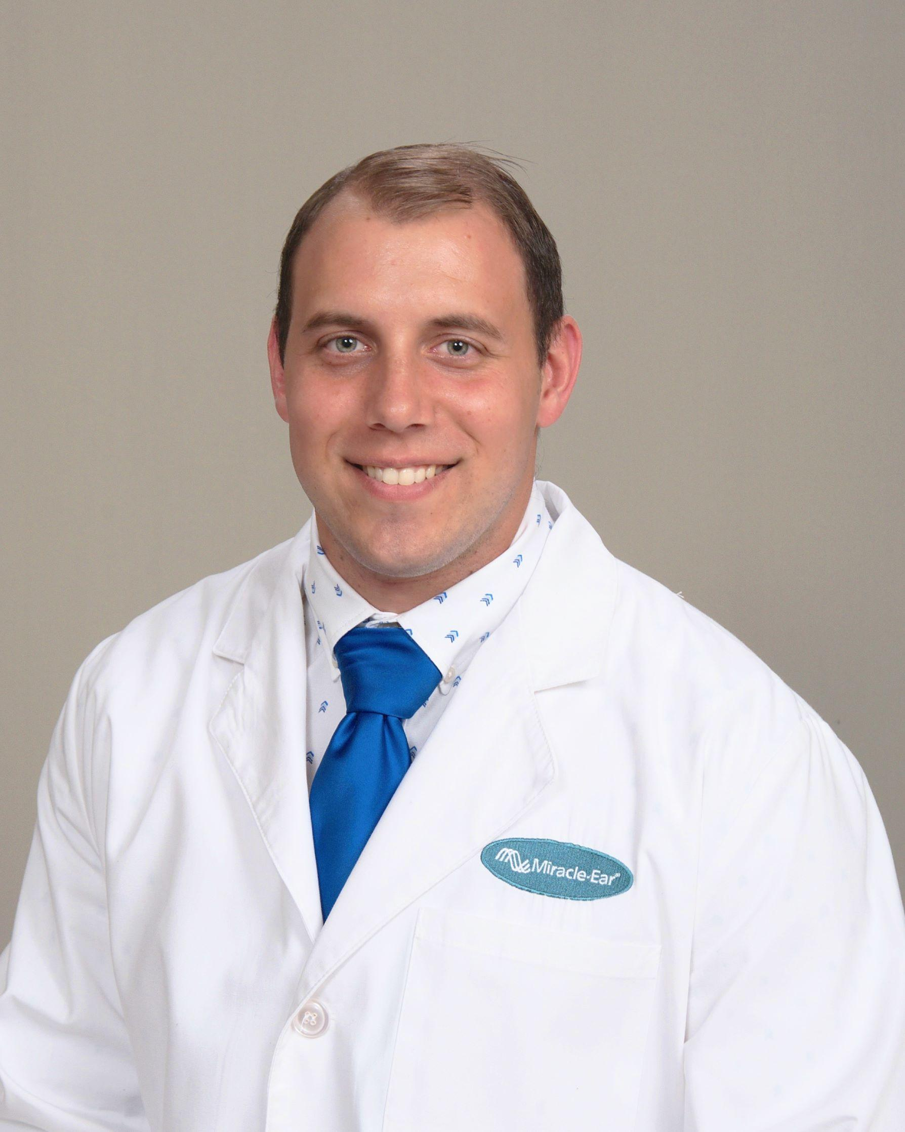 Profile Photo of Shane - Hearing Aid Specialist