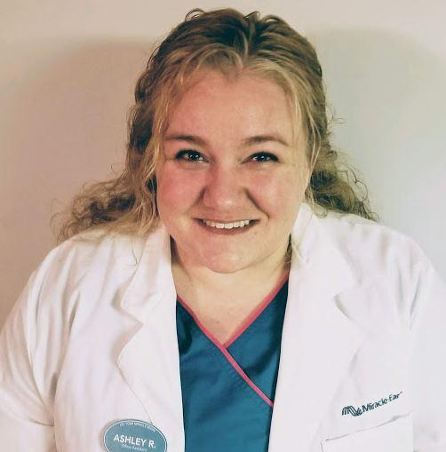 Profile Photo of Ashley  - Hearing Instrument Specialist