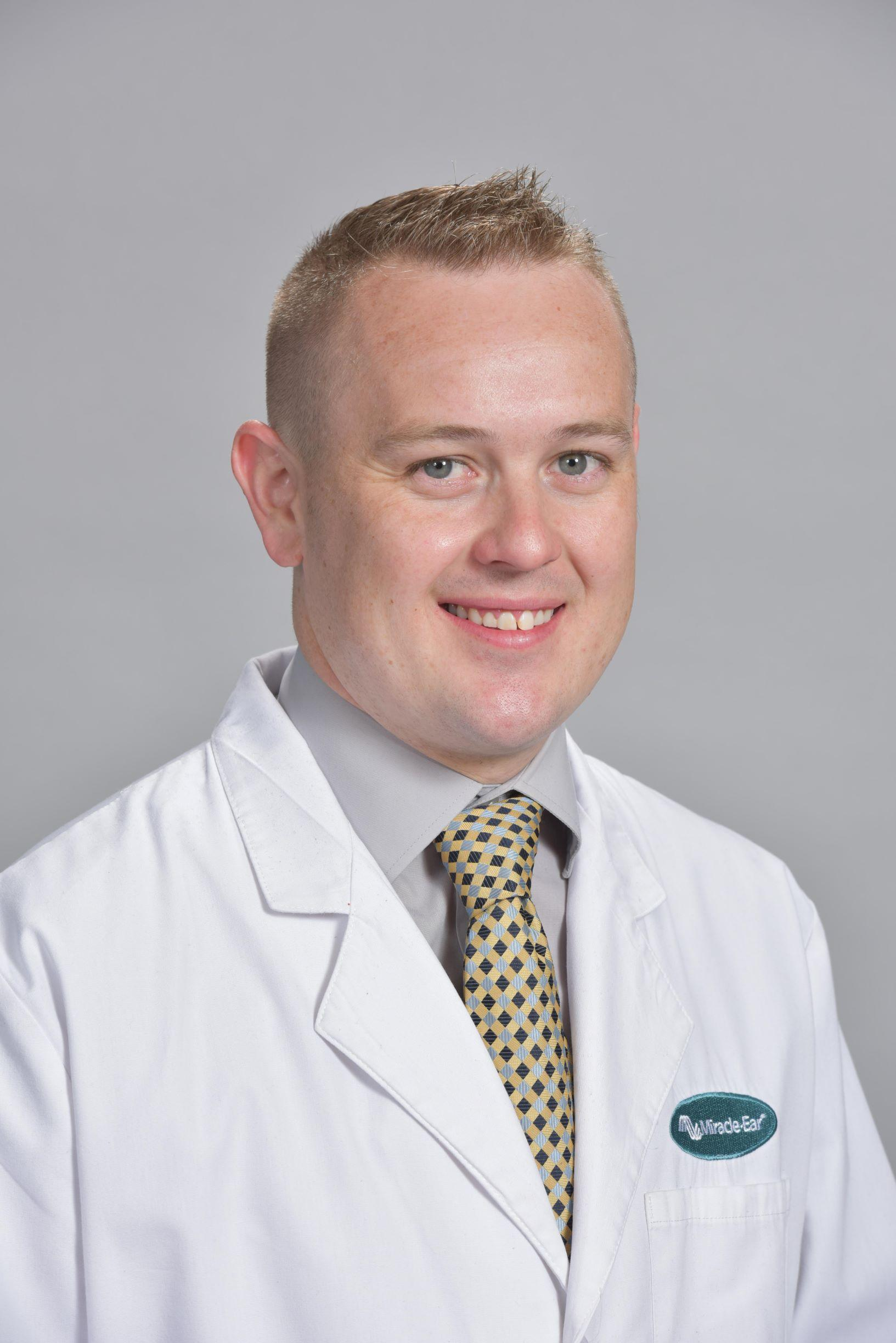 Profile Photo of James  - Board Certified in Hearing Instrument Sciences