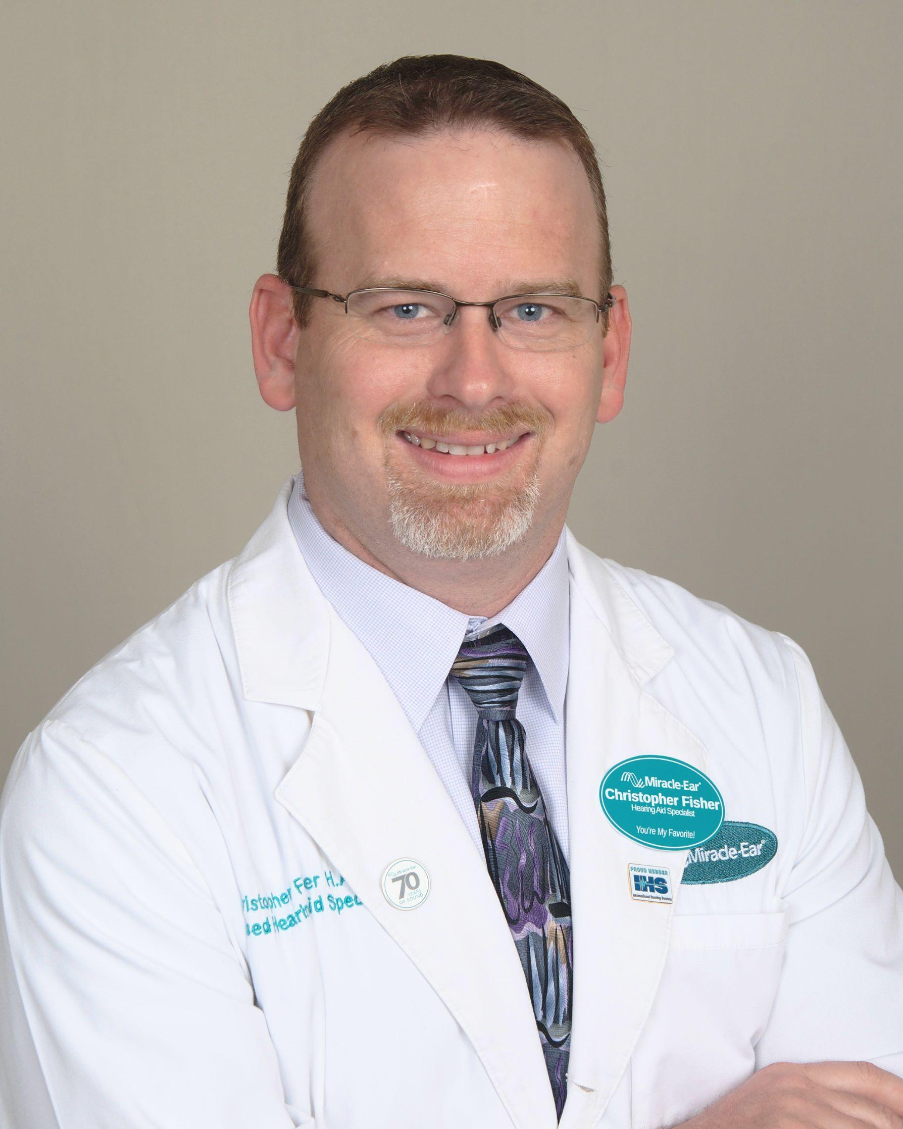 Profile Photo of Chris - Hearing Aid Specialist