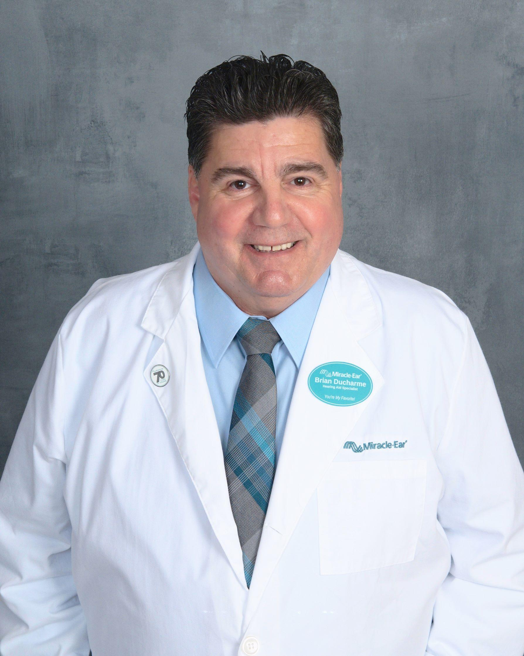 Profile Photo of Brian - Hearing Aid Specialist