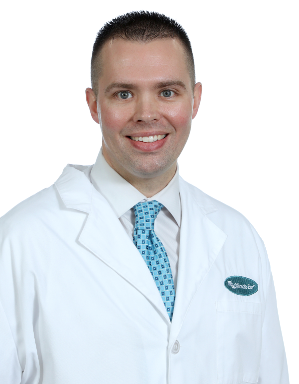 Profile Photo of Benjamin - Audioprosthologist and HIS