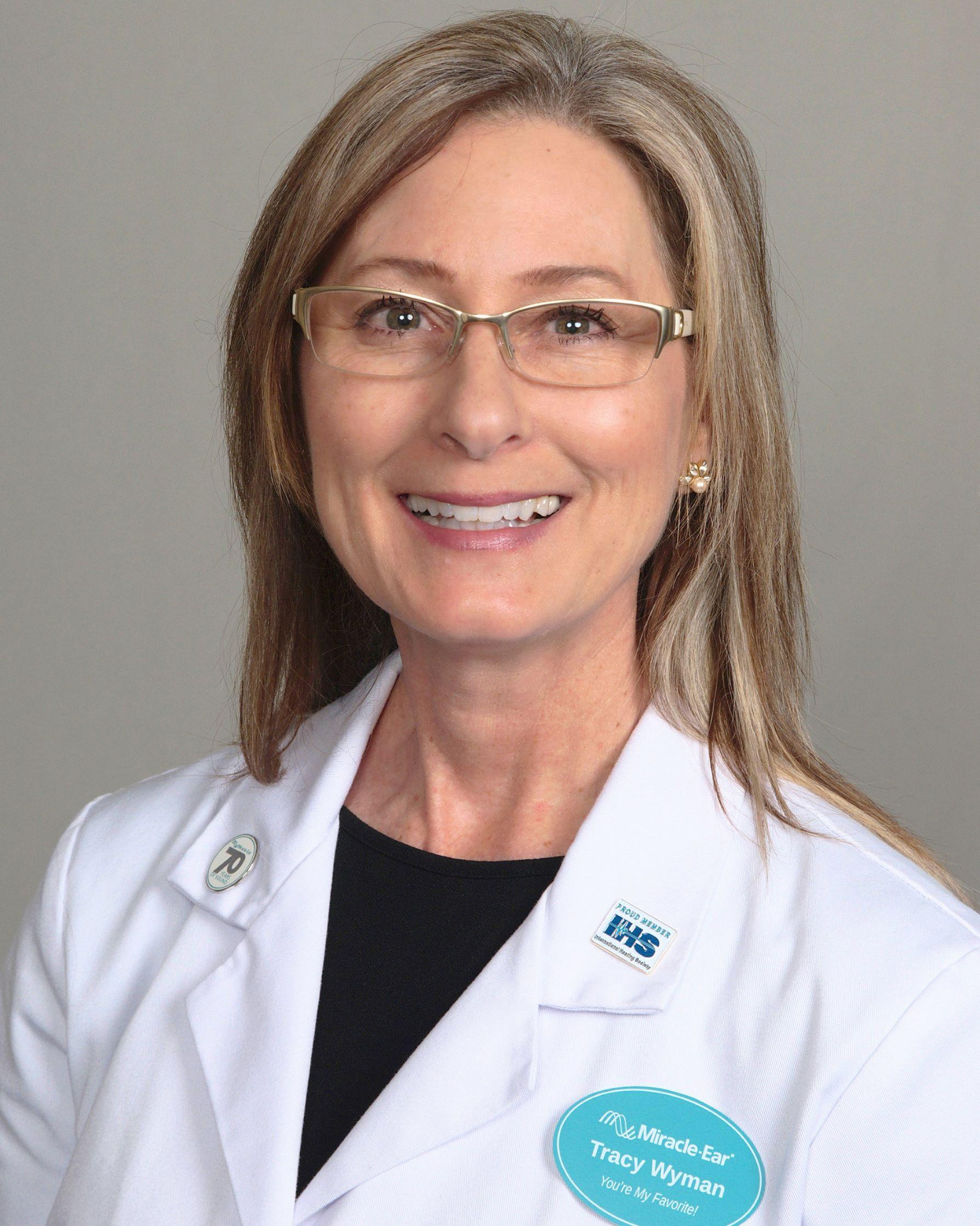 Profile Photo of Tracy - Hearing Aid Specialist