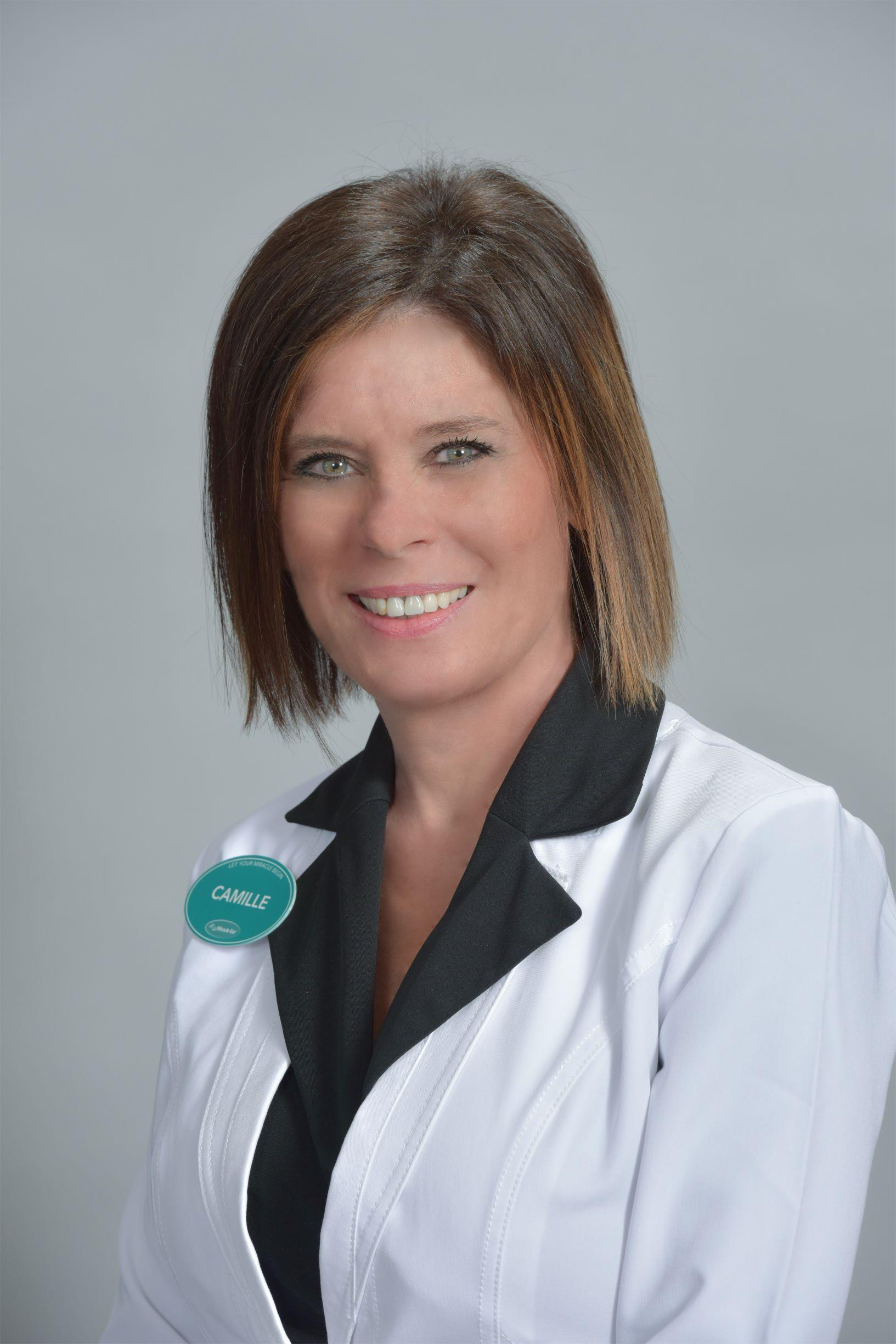 Profile Photo of Camille - Board Certified in Hearing Instrument Sciences