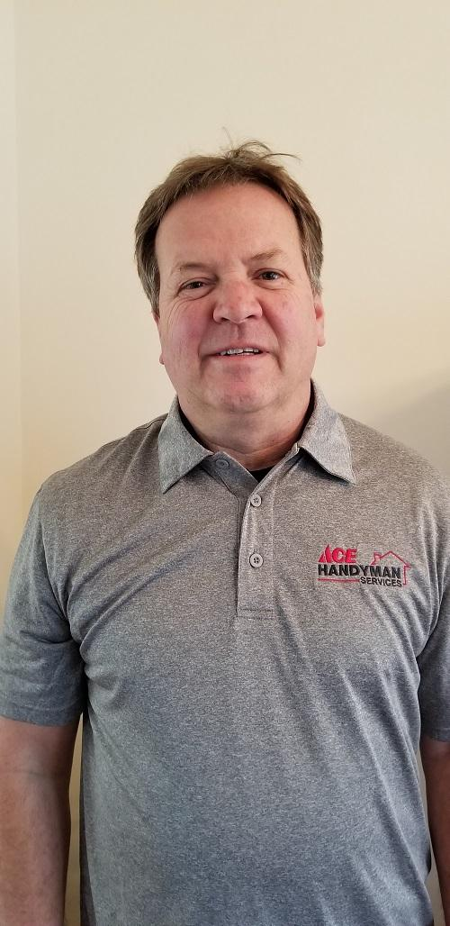 Profile Photo of Ed Salmon  Owner Ace Handyman Services