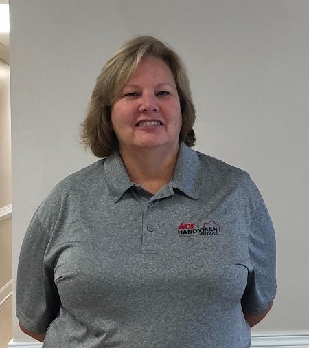 Profile Photo of Tina M  Receptionist