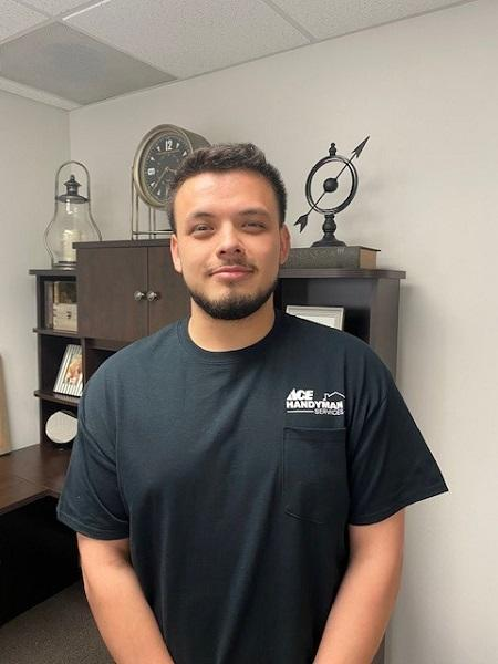 Profile Photo of Ruben B  Office Manager
