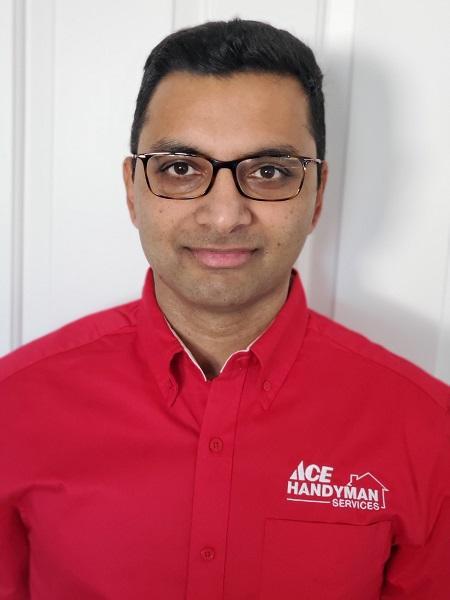 Profile Photo of Vinay Iyer  Franchise Owner