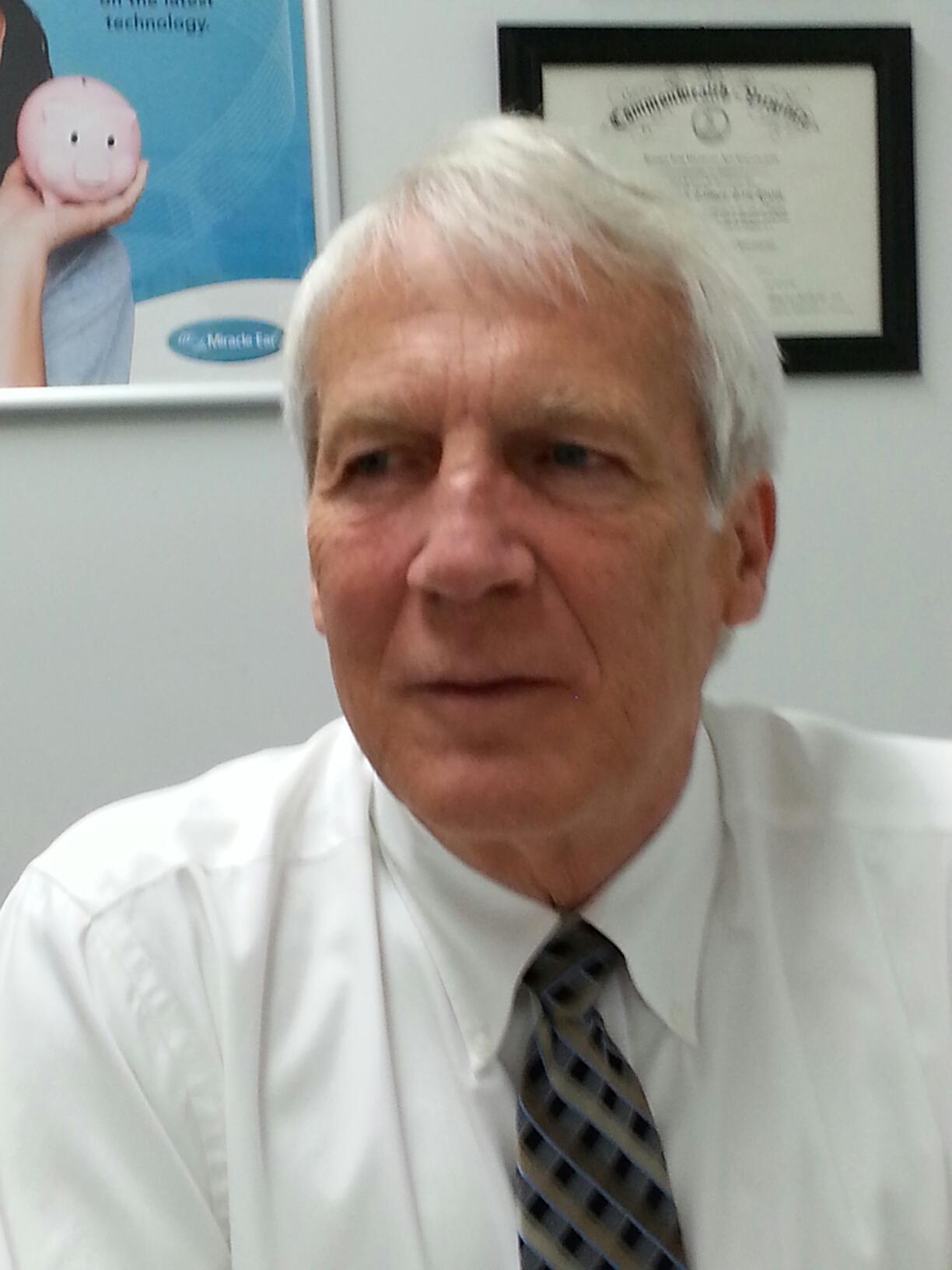Profile Photo of Ken Erickson - Hearing Aid Specialist