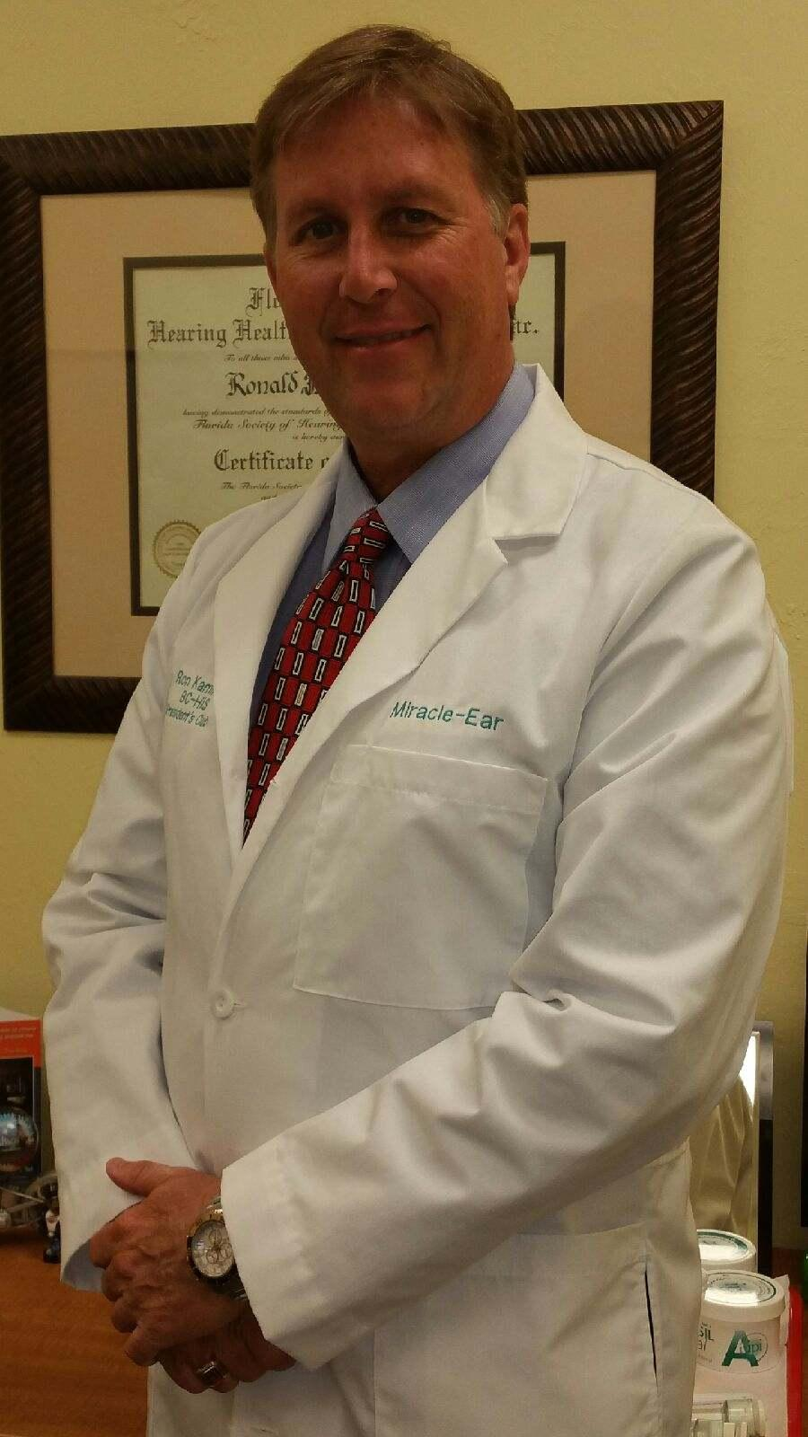 Profile Photo of Ron Kaminski - Hearing Instrument Specialist