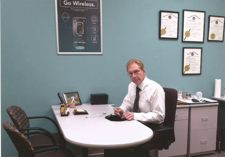 Profile Photo of Anthony - Hearing Aid Specialist