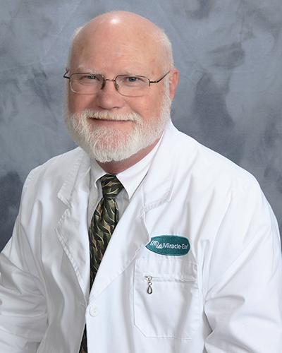 Profile Photo of Jim - Board Certified in Hearing Instrument Sciences