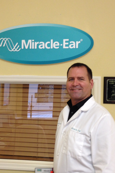 Profile Photo of Lucas Butler - Hearing Instrument Specialist