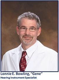 Profile Photo of Lonnie E. - Hearing Instrument Specialist