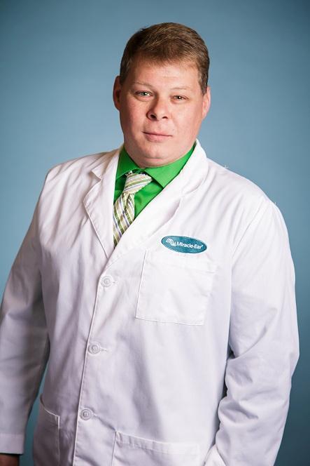 Profile Photo of Matt Jecker - Hearing Instrument Specialist