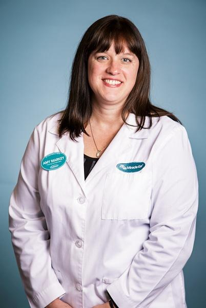 Profile Photo of Amy - Hearing Instrument Specialist