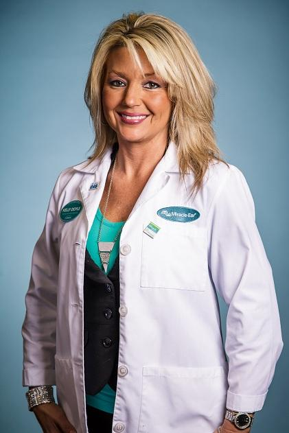 Profile Photo of Kelly - Hearing Instrument Specialist