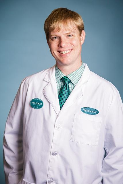 Profile Photo of Dan - Hearing Instrument Specialist