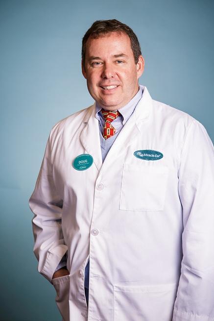 Profile Photo of Douglas Burroughs - Hearing Instrument Specialist