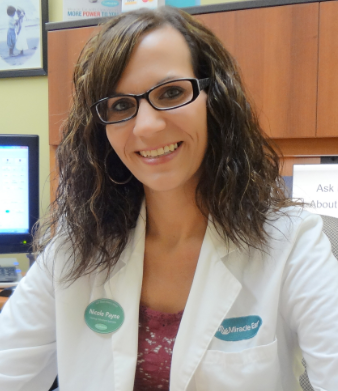 Profile Photo of Nicole - Hearing Instrument Specialist