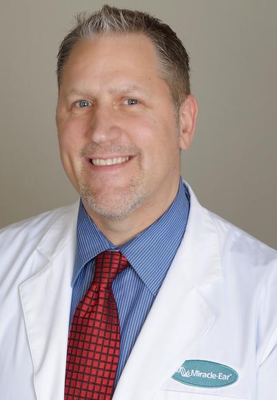 Profile Photo of Mark Johnson - Miracle-Ear Hearing Representative
