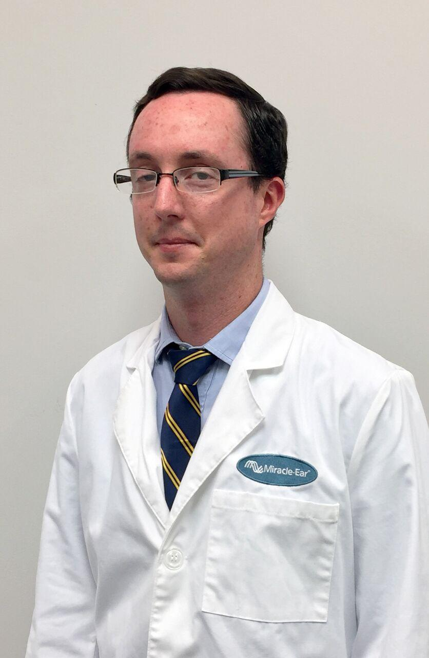 Profile Photo of Stephen - Hearing Instrument Specialist