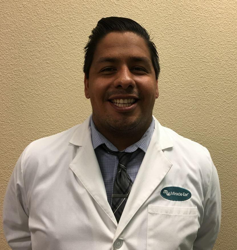 Profile Photo of Luis - Hearing Instrument Specialist
