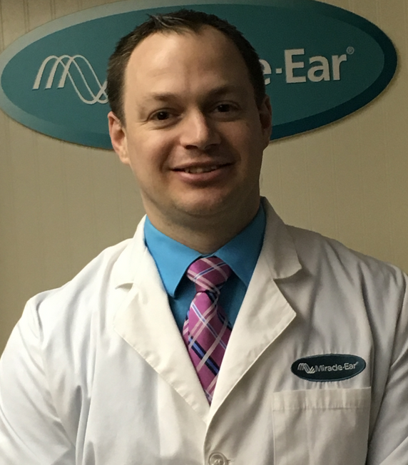 Profile Photo of Ryan - Hearing Instrument Specialist
