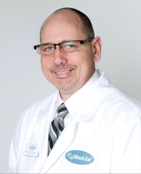 Profile Photo of Wesley - Audioprosthologist