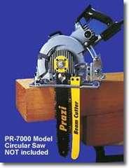 Prazi Beam Cutter PR7000 (worm drive)