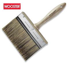 Wooster 6 inch Stainer Brush