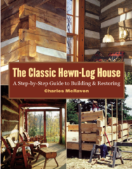 The Classic Hewn Log House (Mcraven)