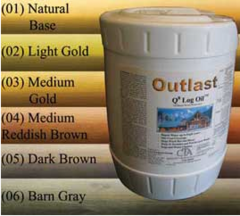 Q8 Deck & Log Oil Outlast