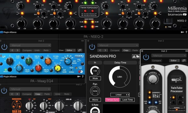 The Best Plugin Alliance Plugins - Logic Fiends