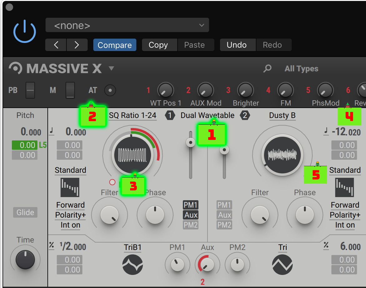 Massive X Tutorial - Logic Fiends