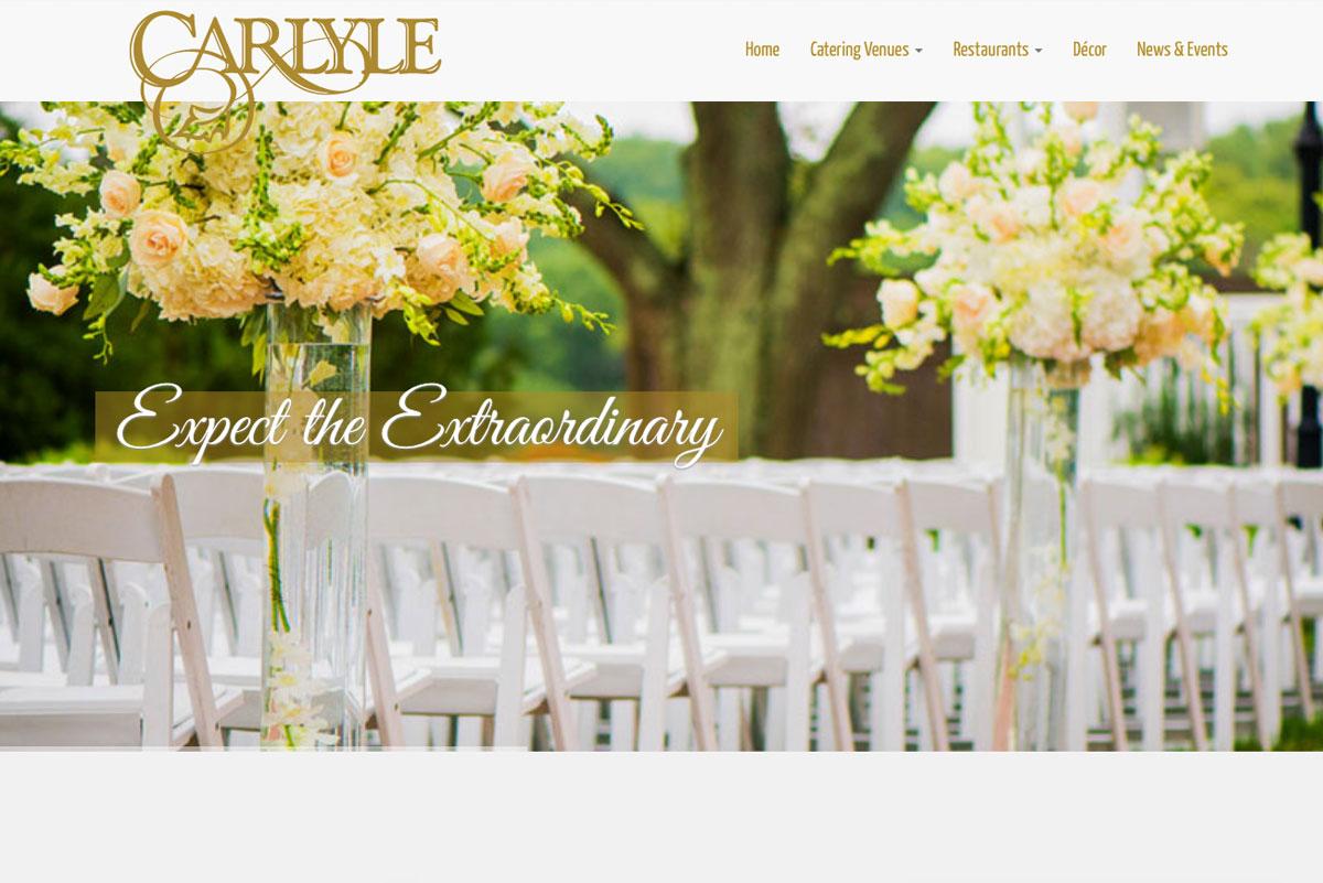 carlyle-long-island-web-design
