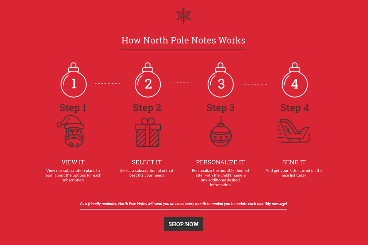 North Pole Notes
