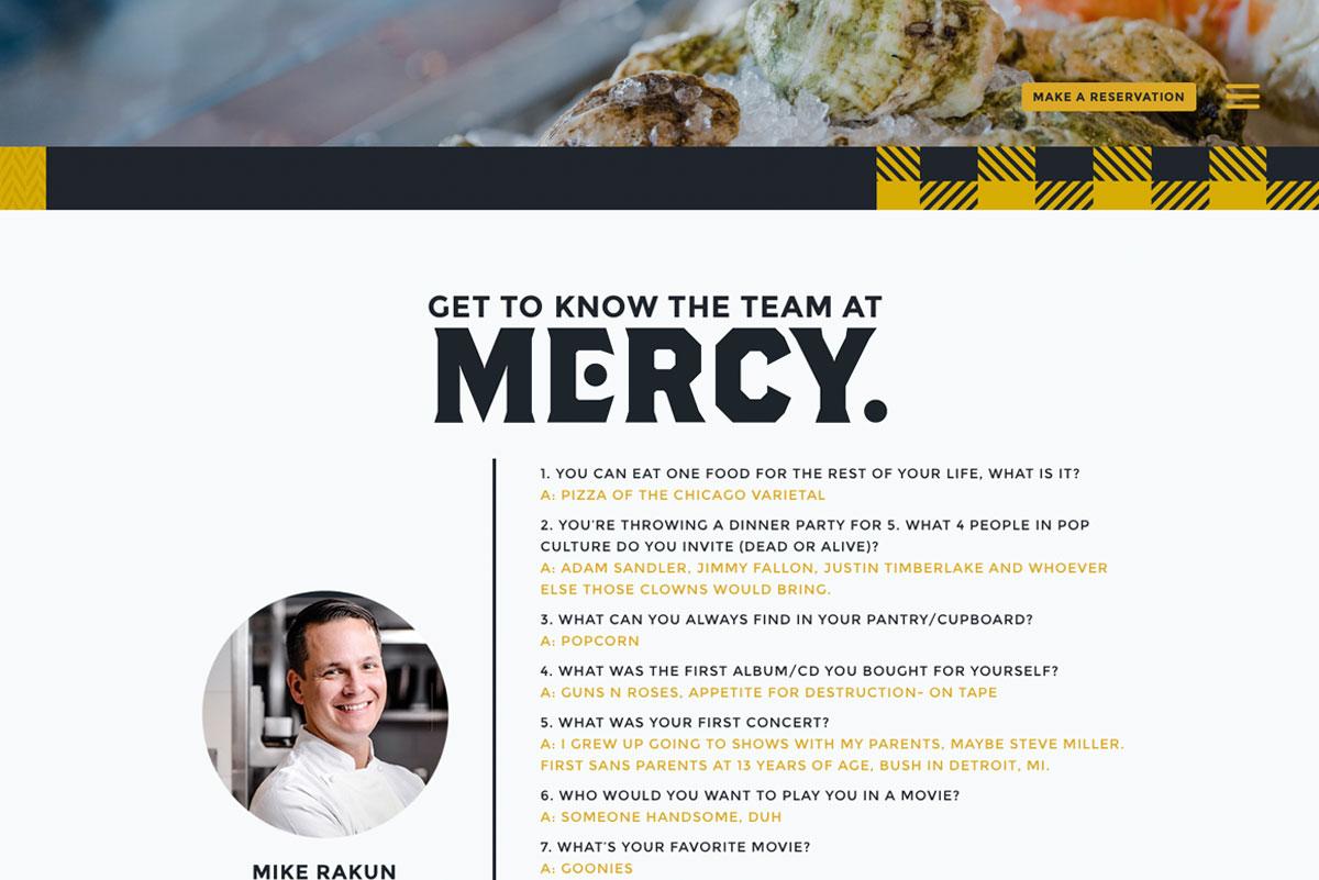 Mercy Restaurant