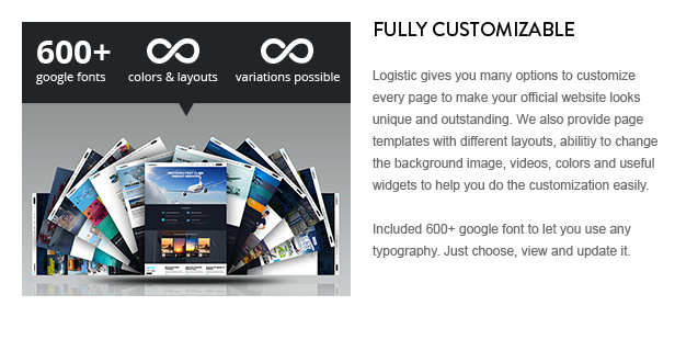 \ Logistic – WP Theme For Transportation Business Nulled Free Download 10