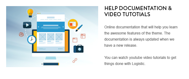 \ Logistic – WP Theme For Transportation Business Nulled Free Download 14