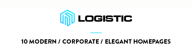 \ Logistic – WP Theme For Transportation Business Nulled Free Download 6
