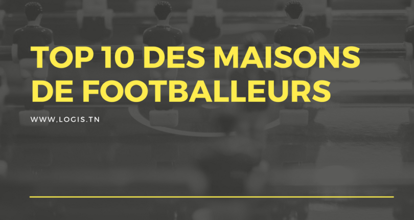 top 10 des maisons footballeurs les plus cheres segu maison. Black Bedroom Furniture Sets. Home Design Ideas