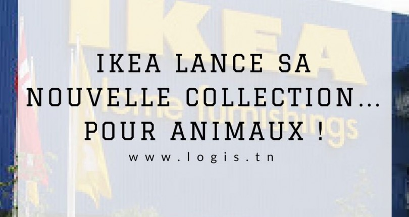 ikea lance sa nouvelle collection pour animaux. Black Bedroom Furniture Sets. Home Design Ideas