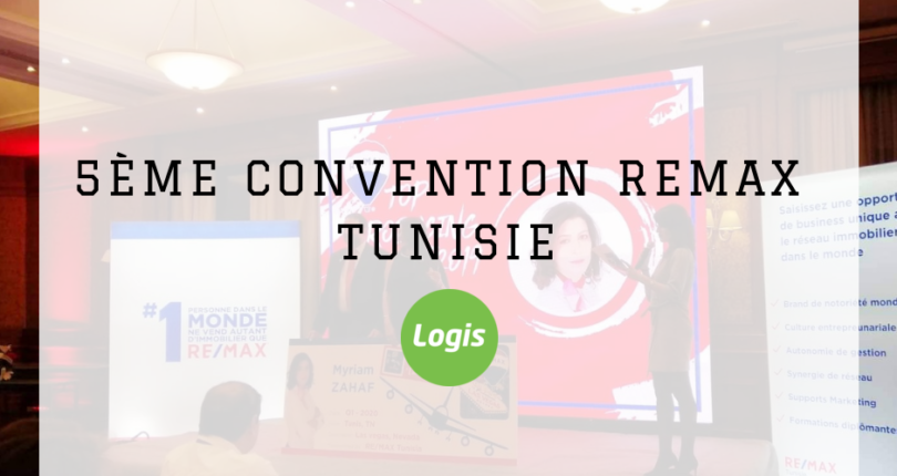 5ème Convention Remax Tunisie