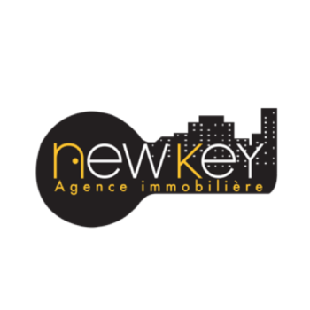 logo new key immobilier